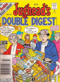 Cover Thumbnail for Jughead's Double Digest (Archie, 1989 series) #43