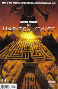 Cover Thumbnail for The Haunted Caves (Devil's Due Publishing, 2009 series)