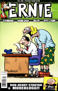 Cover Thumbnail for Ernie (Egmont, 2000 series) #4/2011