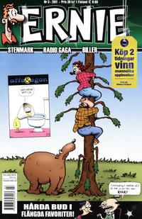 Cover Thumbnail for Ernie (Egmont, 2000 series) #3/2011