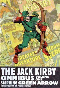 Cover Thumbnail for The Jack Kirby Omnibus (DC, 2011 series) #1