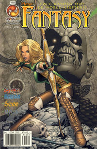 Cover Thumbnail for Magic Fantasy (Hjemmet / Egmont, 2002 series) #2/2003