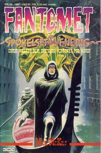 Cover Thumbnail for Fantomet (Semic, 1976 series) #16/1987
