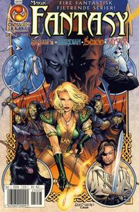 Cover Thumbnail for Magic Fantasy (Hjemmet / Egmont, 2002 series) #3/2002
