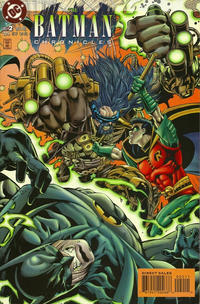 Cover Thumbnail for The Batman Chronicles (DC, 1995 series) #2 [Direct Sales]