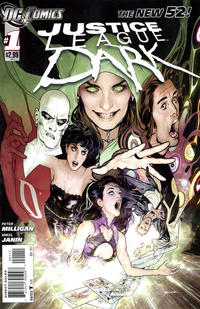 Cover Thumbnail for Justice League Dark (DC, 2011 series) #1