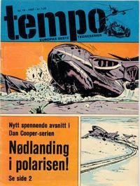 Cover Thumbnail for Tempo (Hjemmet / Egmont, 1966 series) #19/1967