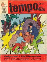 Cover Thumbnail for Tempo (Hjemmet / Egmont, 1966 series) #32/1967