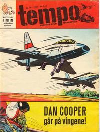 Cover Thumbnail for Tempo (Hjemmet / Egmont, 1966 series) #33/1967