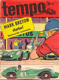 Cover Thumbnail for Tempo (Hjemmet / Egmont, 1966 series) #24/1967