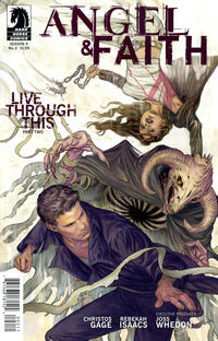 Cover Thumbnail for Angel & Faith (Dark Horse, 2011 series) #2