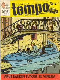 Cover Thumbnail for Tempo (Hjemmet / Egmont, 1966 series) #45/1967