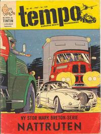 Cover Thumbnail for Tempo (Hjemmet / Egmont, 1966 series) #42/1967