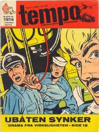 Cover Thumbnail for Tempo (Hjemmet / Egmont, 1966 series) #4/1968