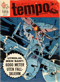 Cover Thumbnail for Tempo (Hjemmet / Egmont, 1966 series) #46/1967