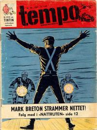 Cover Thumbnail for Tempo (Hjemmet / Egmont, 1966 series) #50/1967