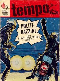 Cover Thumbnail for Tempo (Hjemmet / Egmont, 1966 series) #51/1967