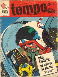 Cover Thumbnail for Tempo (Hjemmet / Egmont, 1966 series) #52/1967