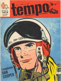 Cover Thumbnail for Tempo (Hjemmet / Egmont, 1966 series) #2/1968