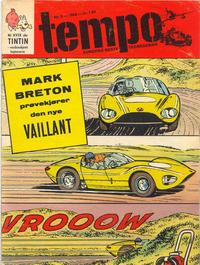 Cover Thumbnail for Tempo (Hjemmet / Egmont, 1966 series) #5/1968