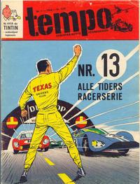 Cover Thumbnail for Tempo (Hjemmet / Egmont, 1966 series) #7/1968