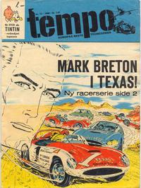 Cover Thumbnail for Tempo (Hjemmet / Egmont, 1966 series) #15/1968