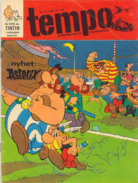 Cover Thumbnail for Tempo (Hjemmet / Egmont, 1966 series) #19/1968