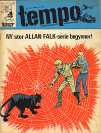 Cover Thumbnail for Tempo (Hjemmet / Egmont, 1966 series) #43/1968