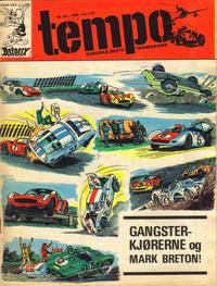 Cover Thumbnail for Tempo (Hjemmet / Egmont, 1966 series) #44/1968