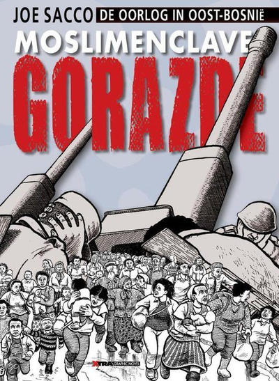 Cover for Moslimenclave Gorazde (XTRA, 2011 series)