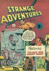Cover for Strange Adventures (K. G. Murray, 1954 series) #24