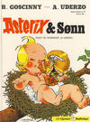 Cover for Asterix [hardcover] (Hjemmet / Egmont, 1984 series) #27