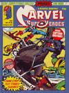 Cover for Marvel Superheroes [Marvel Super-Heroes] (Marvel UK, 1979 series) #385
