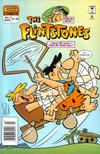 Cover for The Flintstones (Archie, 1995 series) #7 [Newsstand Edition]