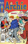 Cover for Archie (Archie, 1959 series) #431 [Newsstand Edition]