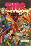 Cover for Thor (Arédit-Artima, 1977 series) #16
