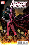Cover for Avengers: The Children's Crusade (Marvel, 2010 series) #7