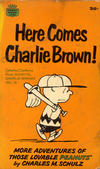 Cover for Here Comes Charlie Brown! (Crest Books, 1964 series) #S722