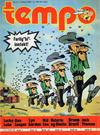 Cover for Tempo (Hjemmet / Egmont, 1966 series) #6/1978