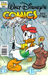 Cover for Walt Disney's Comics and Stories (Gladstone, 1993 series) #594 [Newsstand Edition]