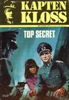 Cover for Kapten Kloss (Semic, 1971 series) #5 - Top Secret