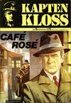 Cover for Kapten Kloss (Semic, 1971 series) #8 - Café Rosé