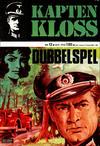 Cover for Kapten Kloss (Semic, 1971 series) #13 - Dubbelspel
