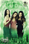 Cover for Charmed (Zenescope Entertainment, 2010 series) #7 [Emerald City Comicon Exclusive]