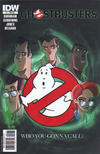 Cover Thumbnail for Ghostbusters (2011 series) #1 [RI-B Incentive Dan Schoening Who Ya Gonna Call Variant Cover]