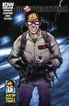 Cover Thumbnail for Ghostbusters (2011 series) #1 [Austin Books and Sports Cards variant]