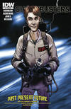 Cover Thumbnail for Ghostbusters (2011 series) #1 [Past Present and Future Comics variant]