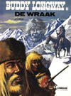 Cover for Buddy Longway (Le Lombard, 1974 series) #11 - De wraak