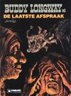 Cover for Buddy Longway (Le Lombard, 1974 series) #16 - De laatste afspraak
