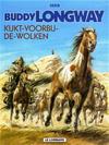 Cover for Buddy Longway (Le Lombard, 1974 series) #17 - Kijkt-voorbij-de-Wolken